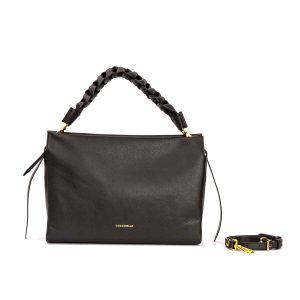 Tasche COCCINELLE BOHEME GRANA DOUBLE BLACK bags and more Kaiserslautern