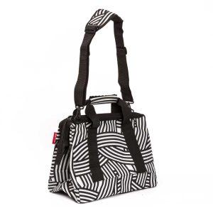 Tasche REISENTHEL ALLROUNDER M BLACK WHITE bags and more Kaiserslautern